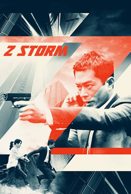 Z Storm Poster #1