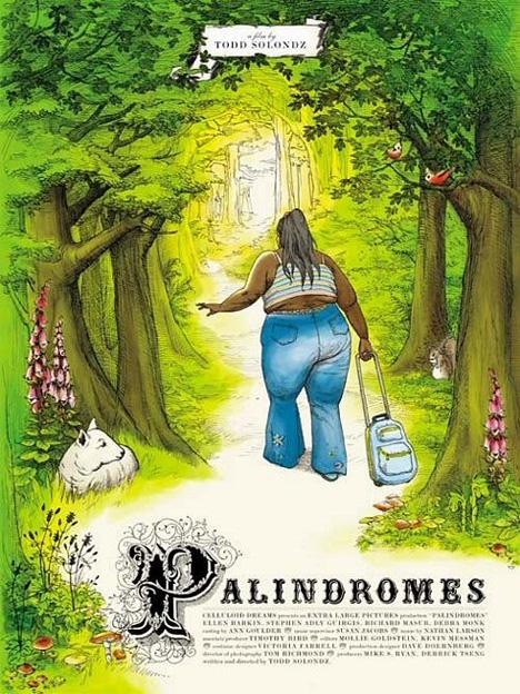 Palindromes Poster #1