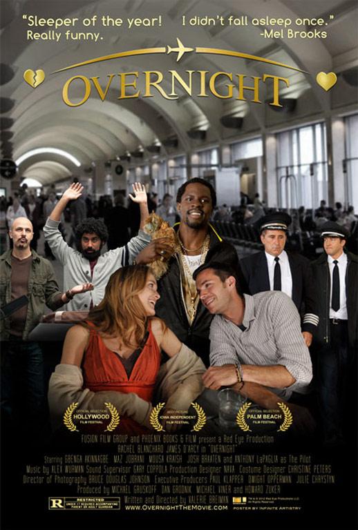 Overnight Poster #1