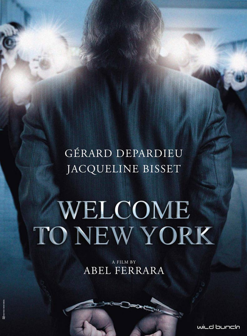 Welcome to New York Poster #1