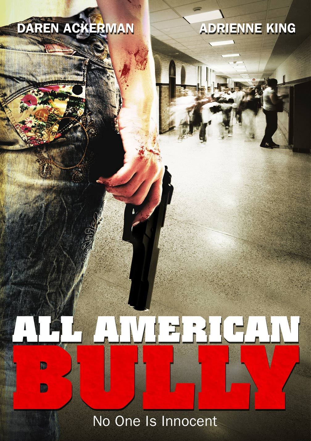All American Bully Poster #1