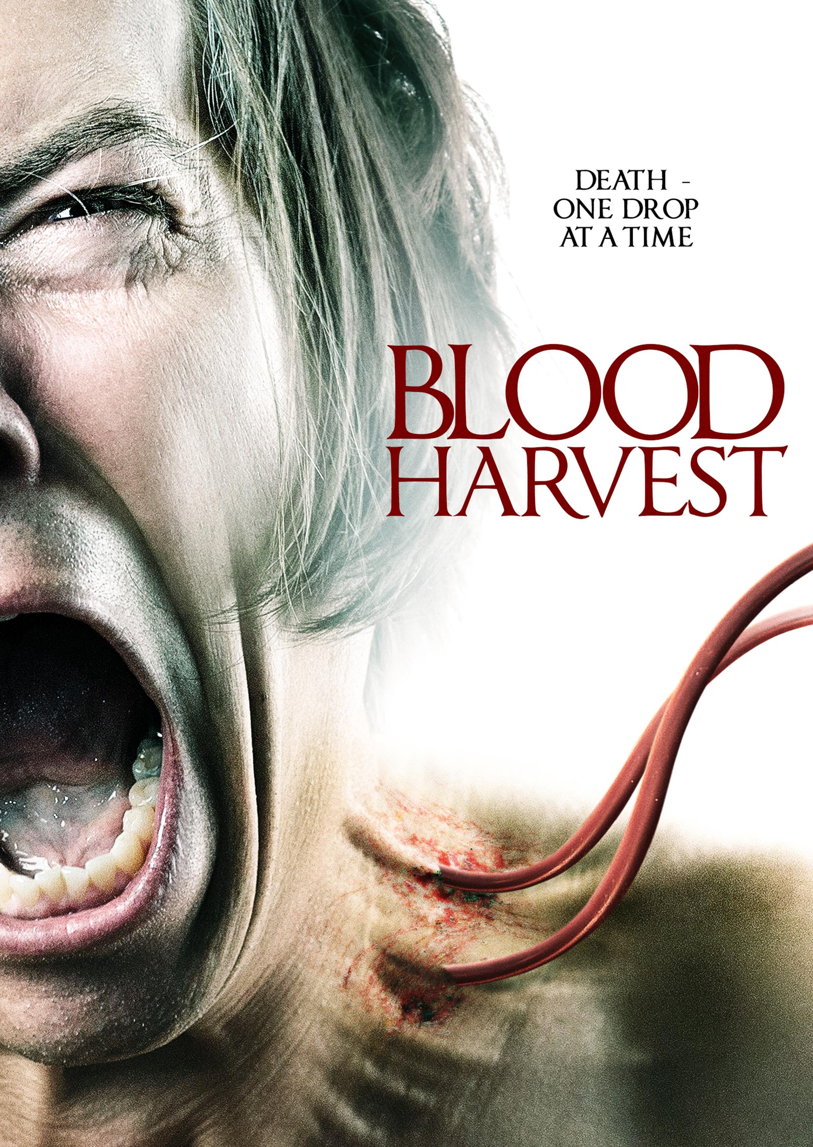 Blood Harvest Poster #1