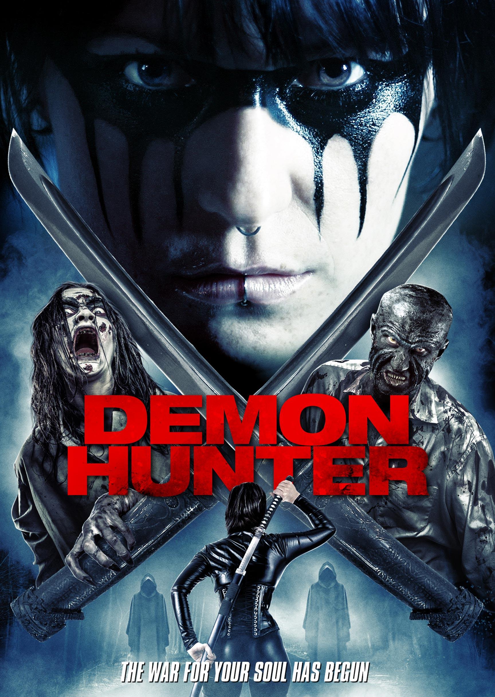 Demon Hunter Poster #1