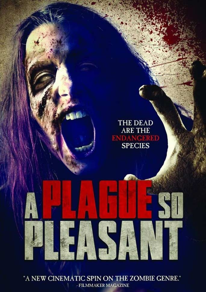 A Plague So Pleasant Poster #1