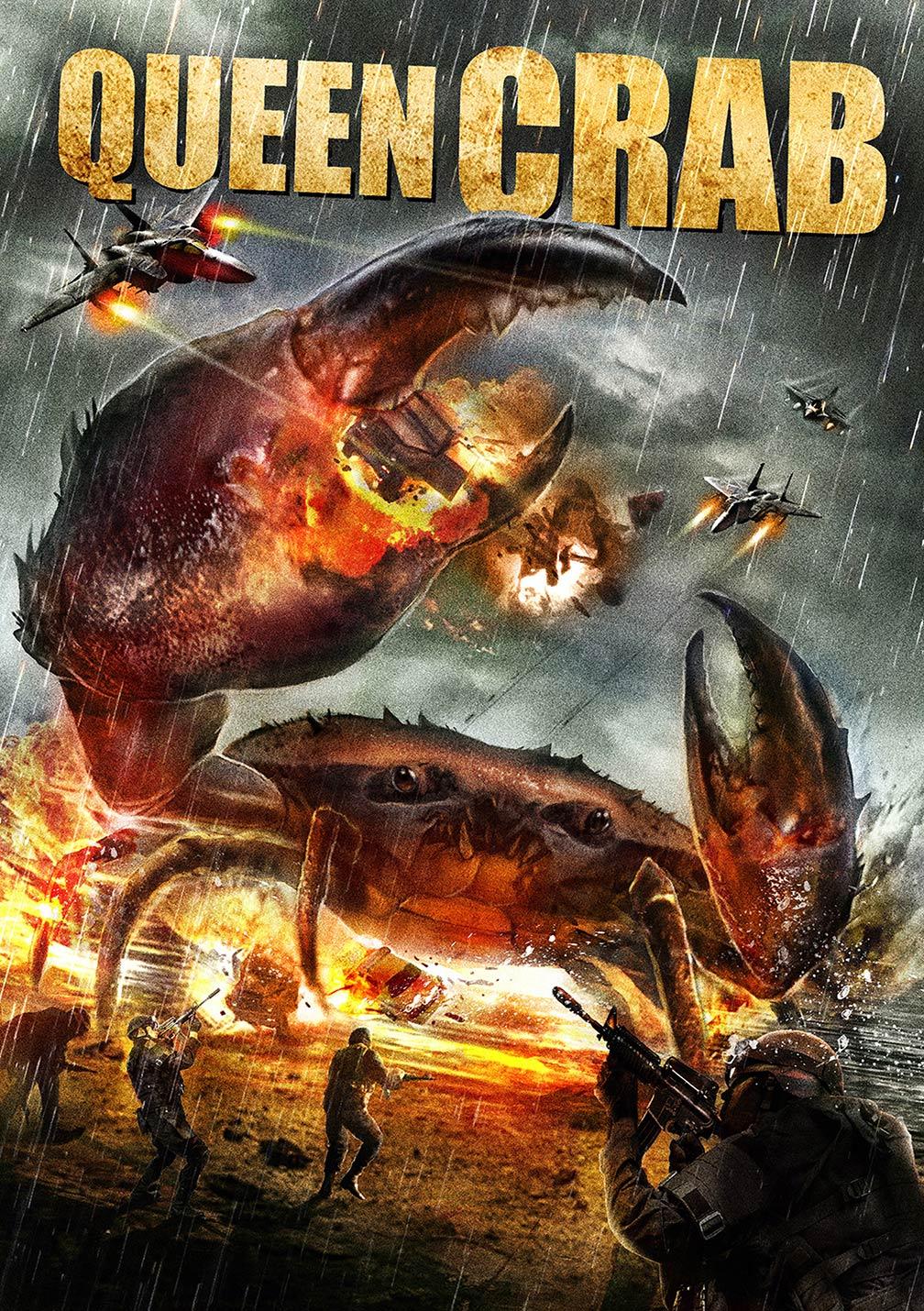 Queen Crab Poster #1