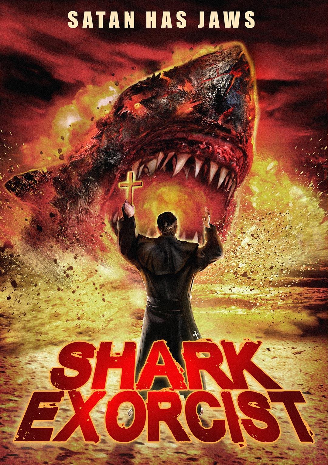 Shark Exorcist Poster #1