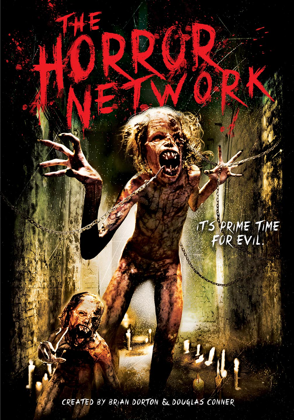 The Horror Network Poster #1