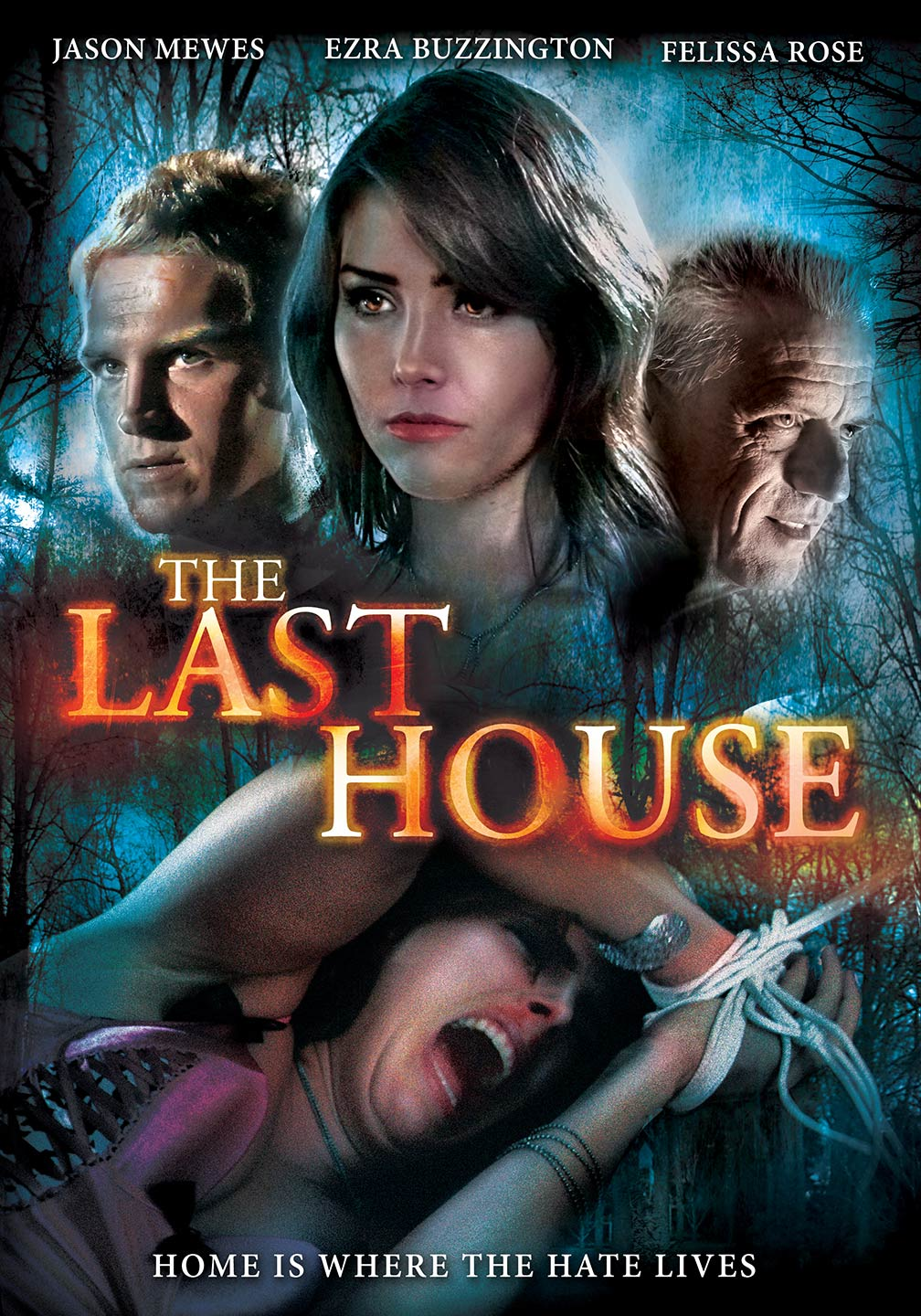 The Last House Poster #1