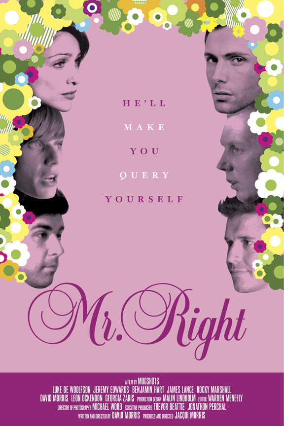 Mr. Right Poster #3