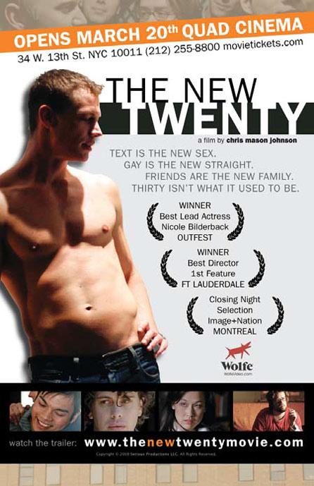 The New Twenty Poster #1