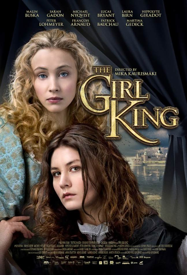 The Girl King Poster #1