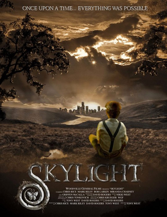 Skylight (Short) Poster #1