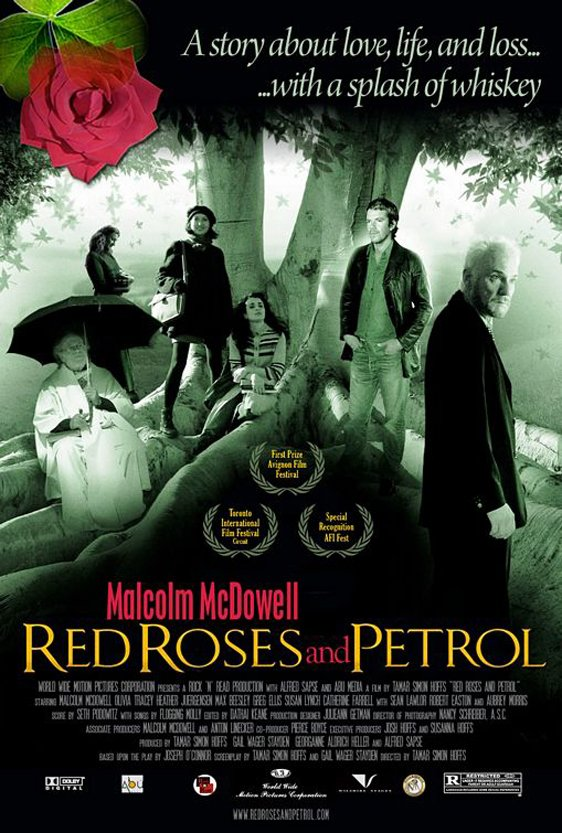 Red Roses and Petrol Poster #1