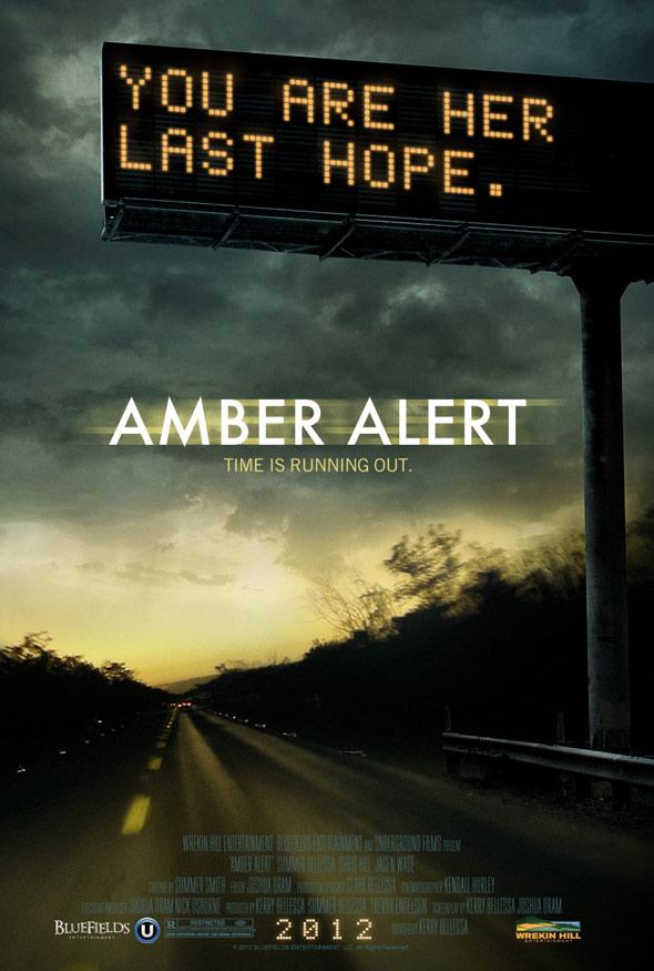 Amber Alert Poster #1
