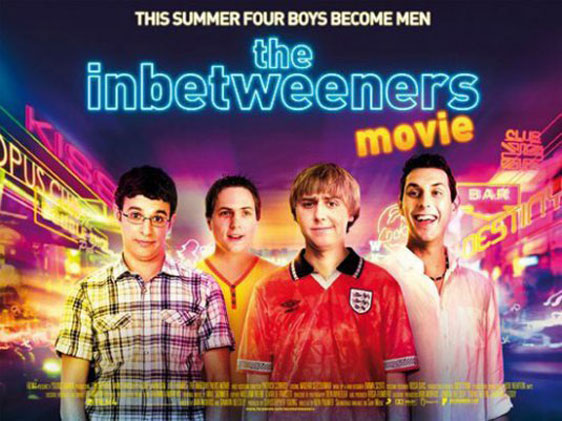 The Inbetweeners Poster #2