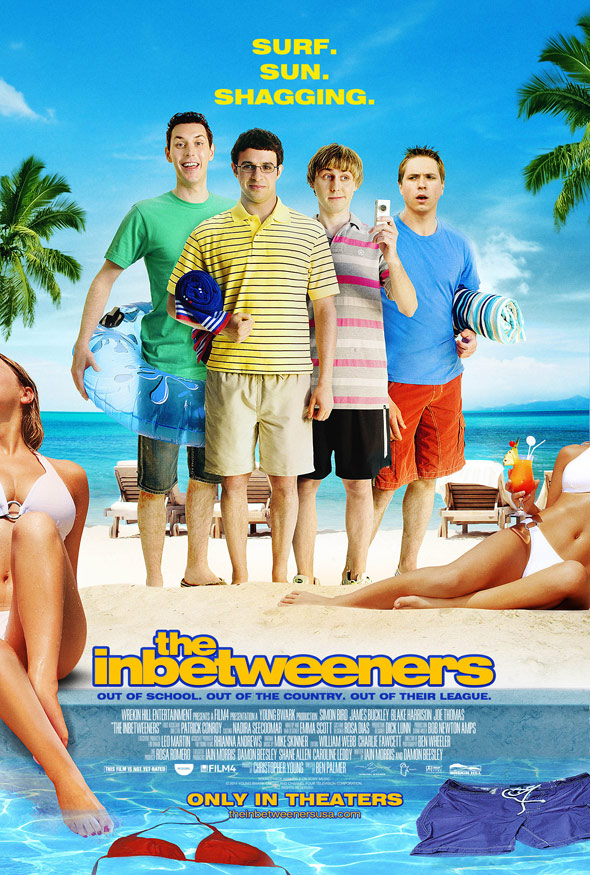 The Inbetweeners Poster #1