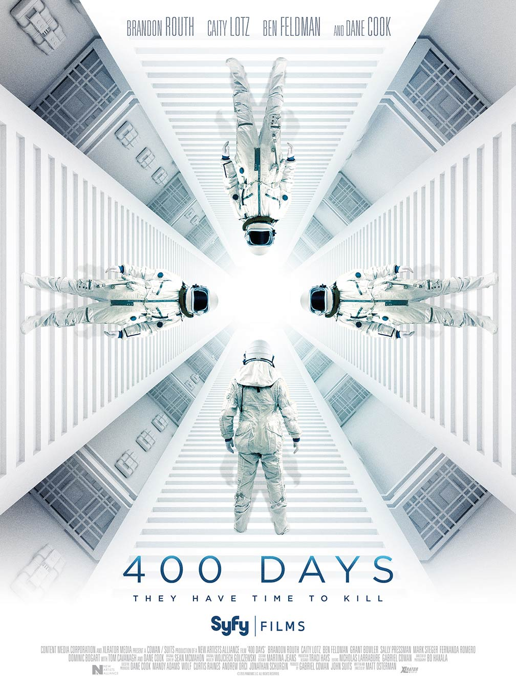 400 Days Poster #1