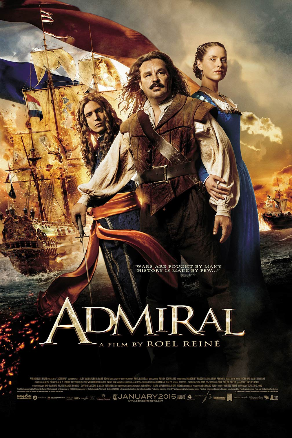 Admiral Poster #1