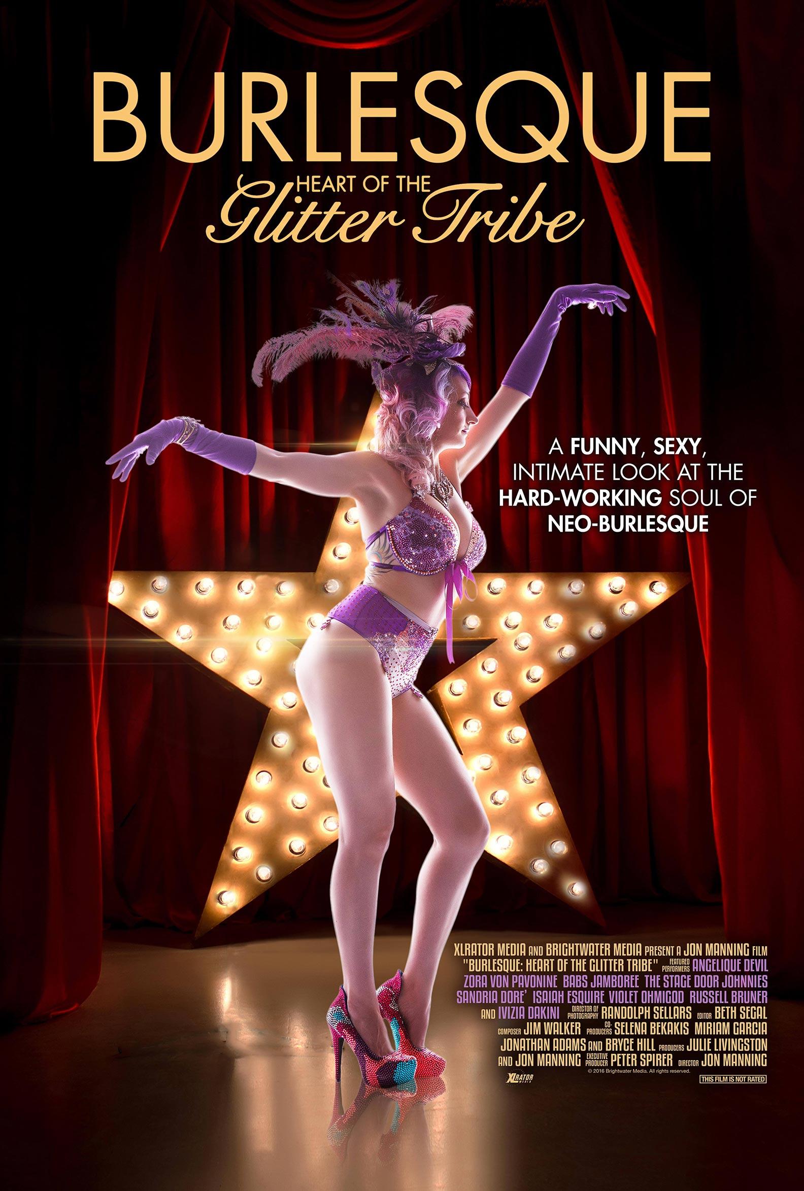 Burlesque: Heart Of the Glitter Tribe Poster #1