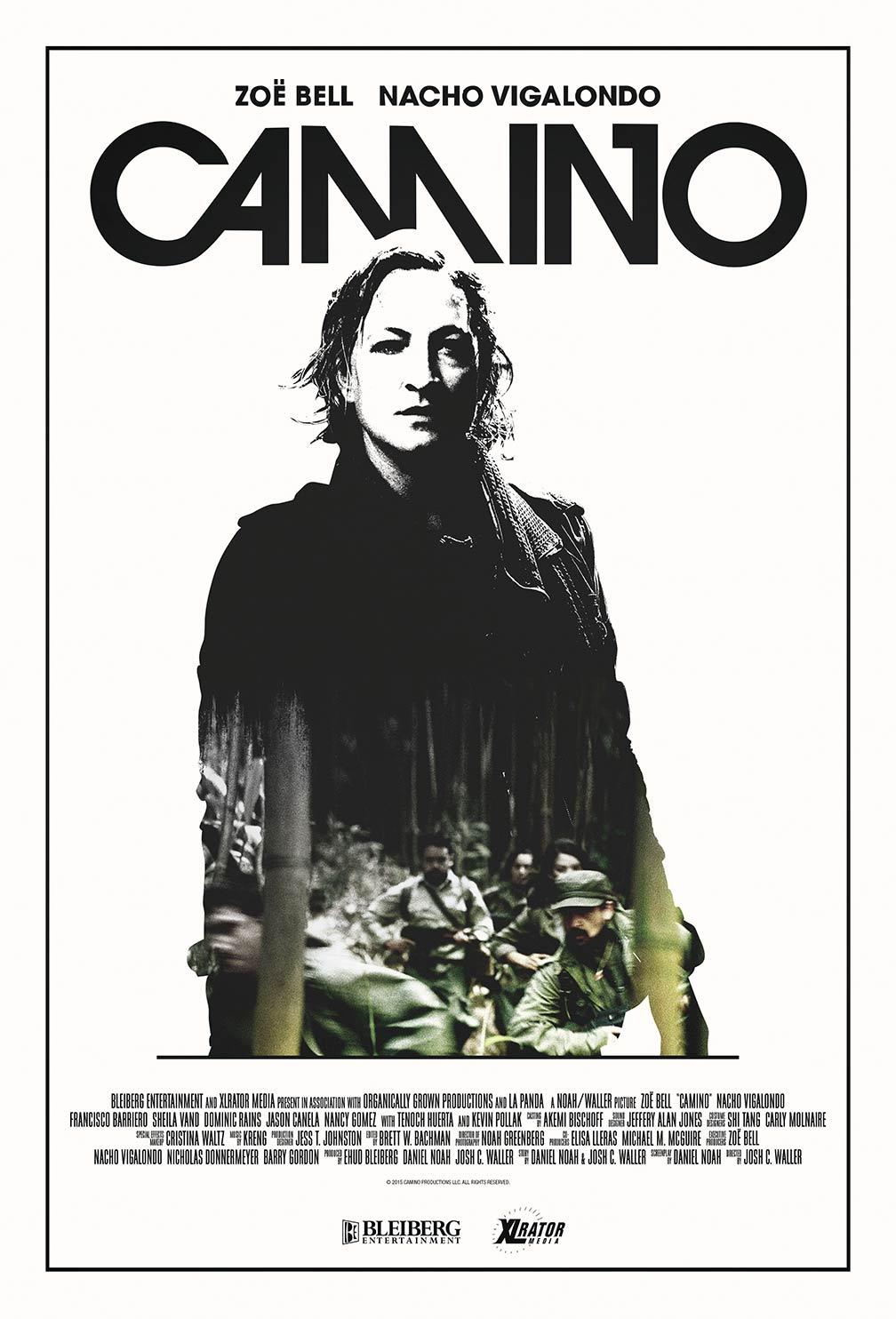 Camino Poster #1