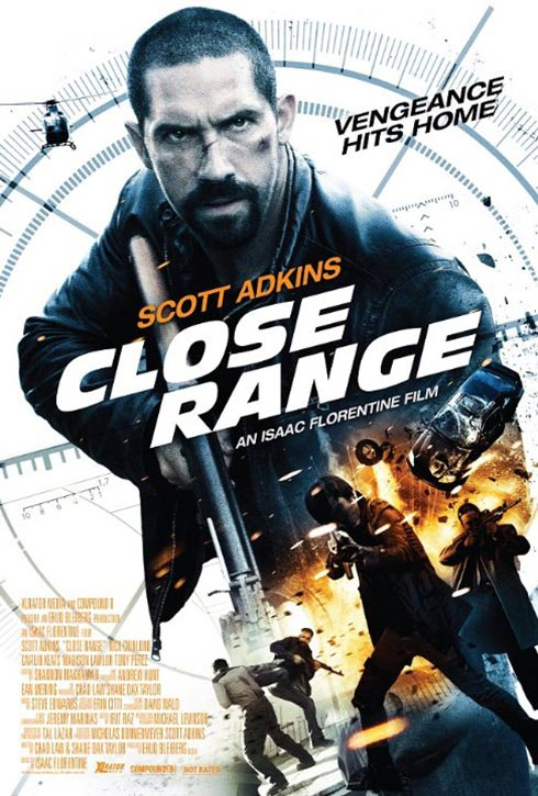 Close Range Poster #1