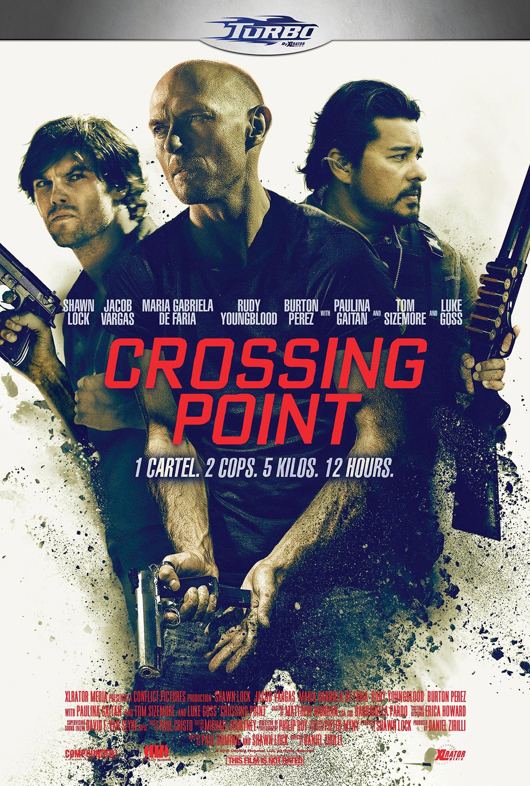 Crossing Point Poster #1