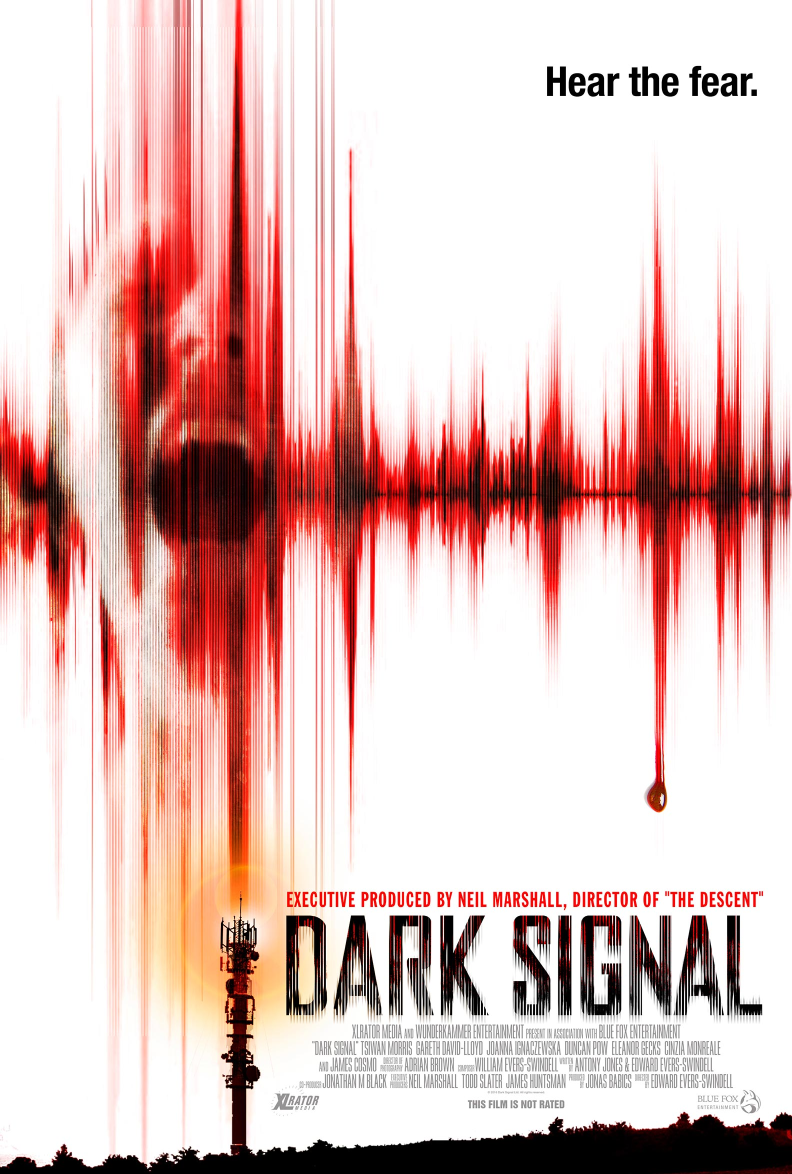 Dark Signal (2017) Poster #1 - Trailer Addict