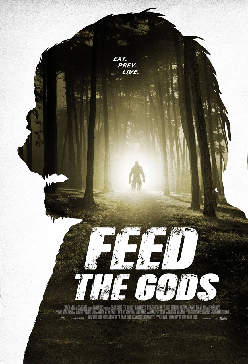 Feed the Gods Poster #1