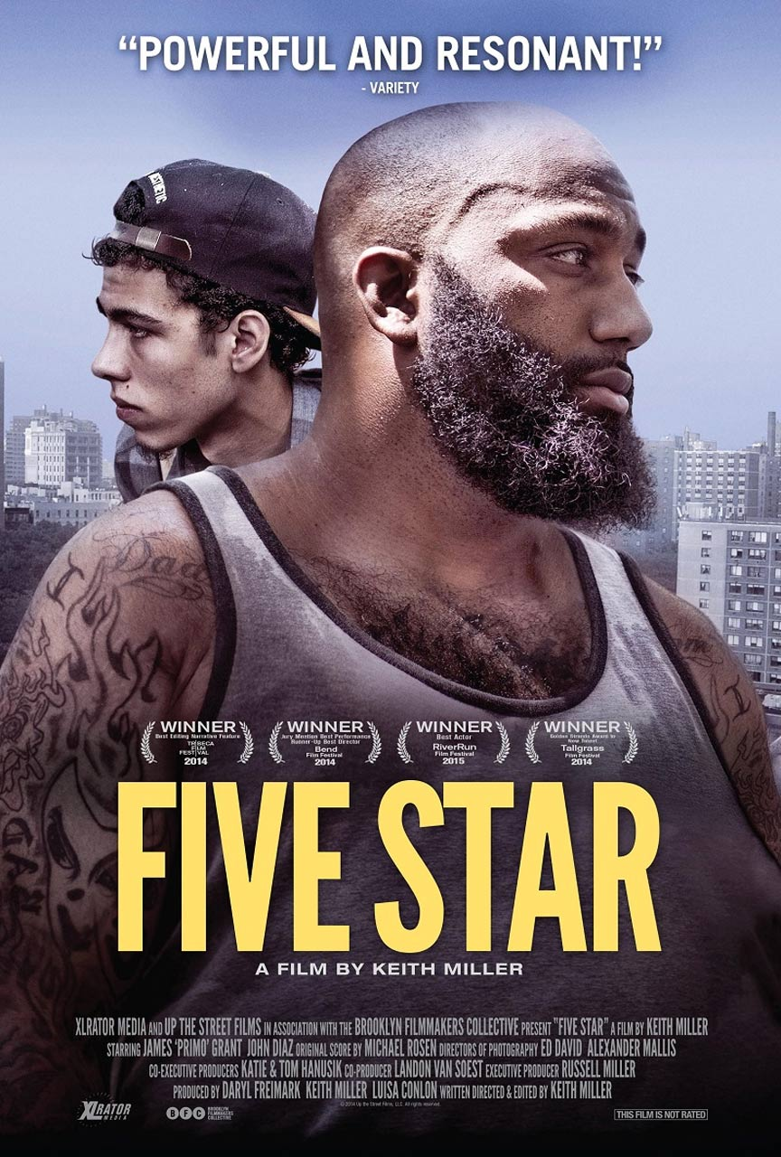 Five Star Poster #1