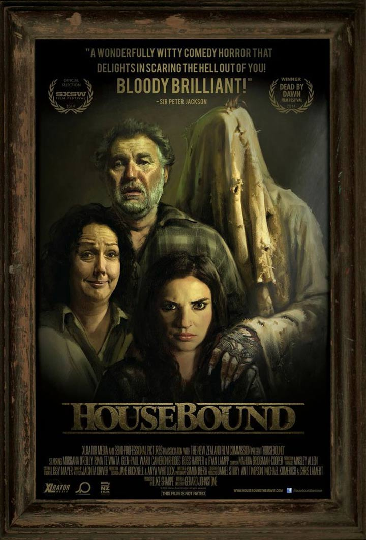Housebound Poster #1