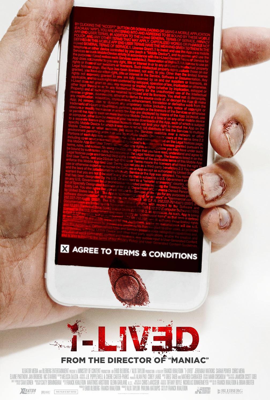 i-Lived Poster #1