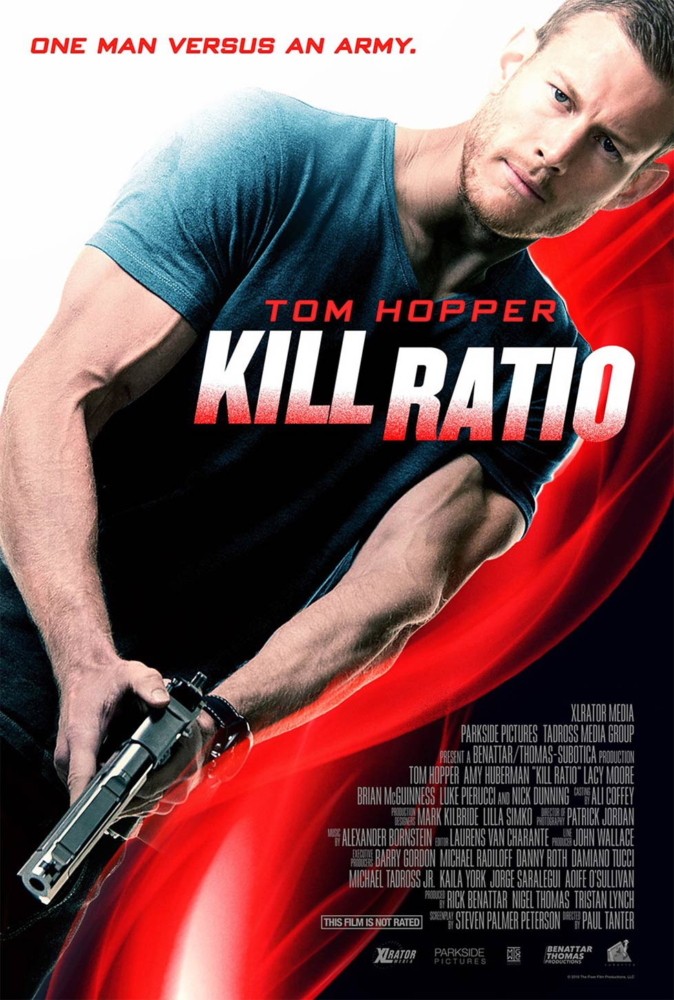 Kill Ratio Poster #1