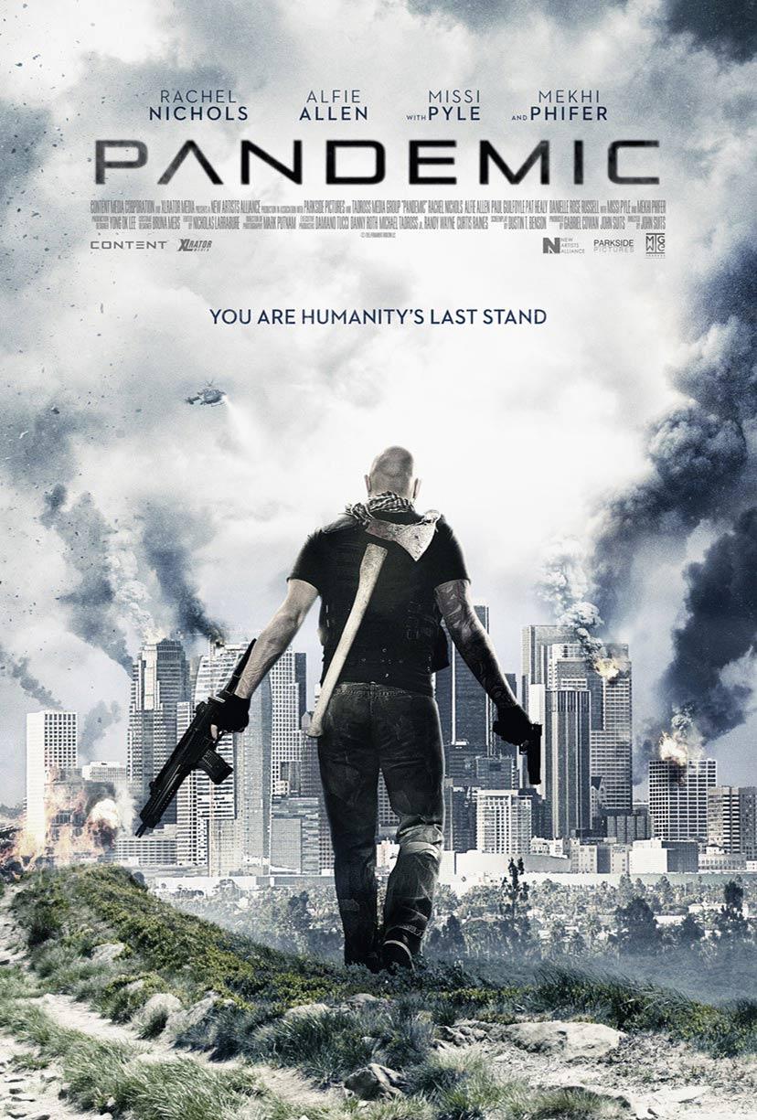 Pandemic Poster #1