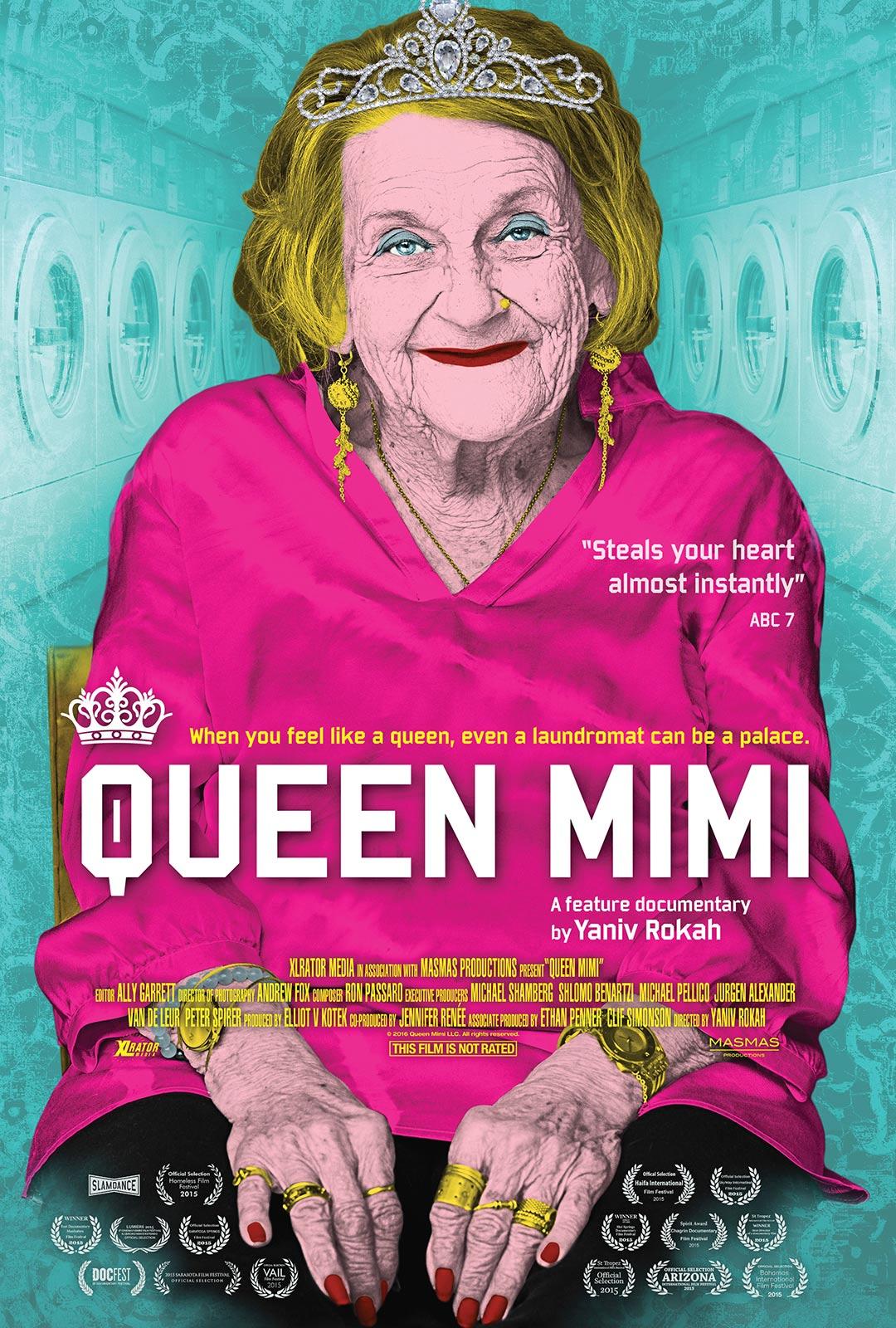 Queen Mimi Poster #2
