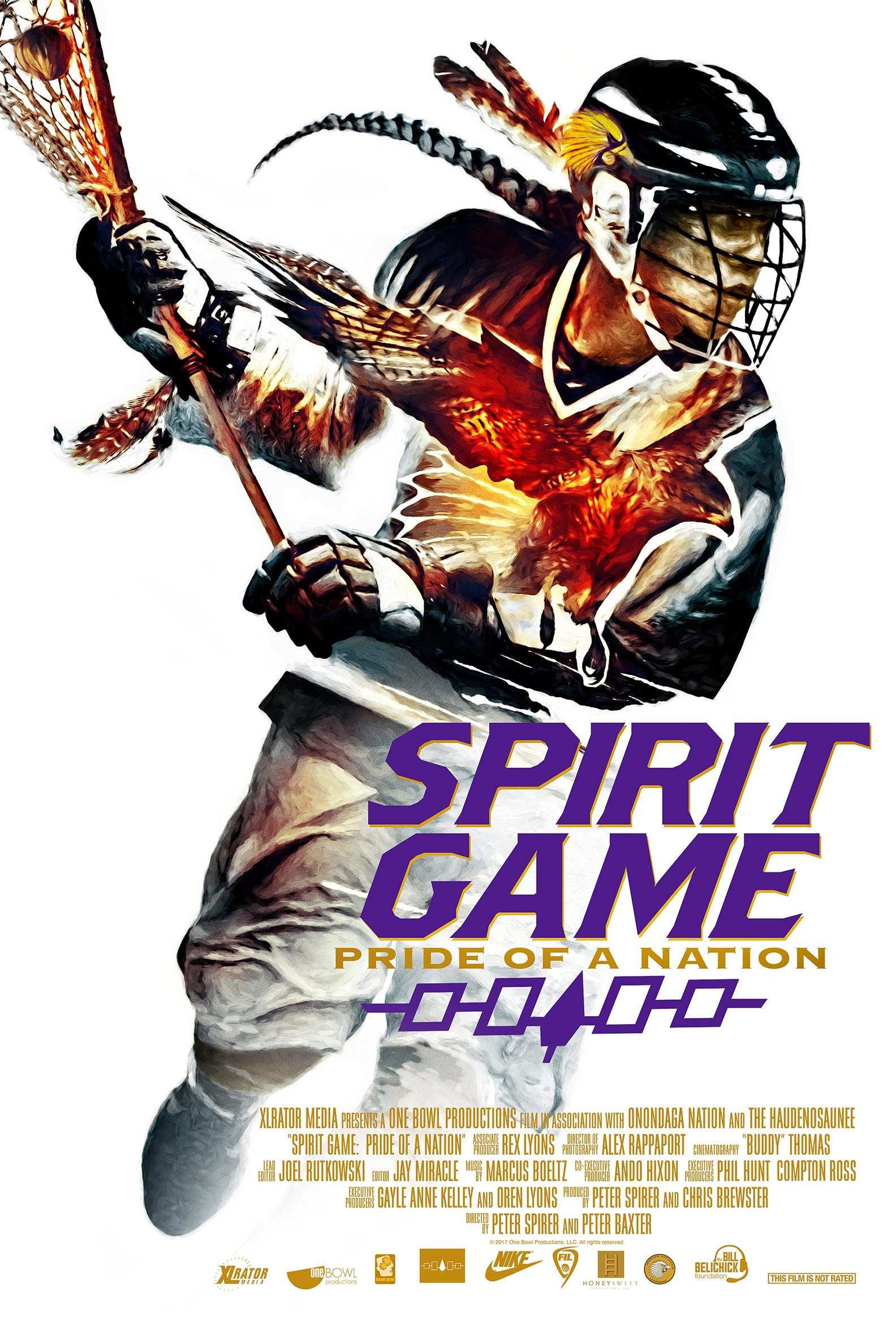 Spirit Game: Pride of a Nation Poster #1