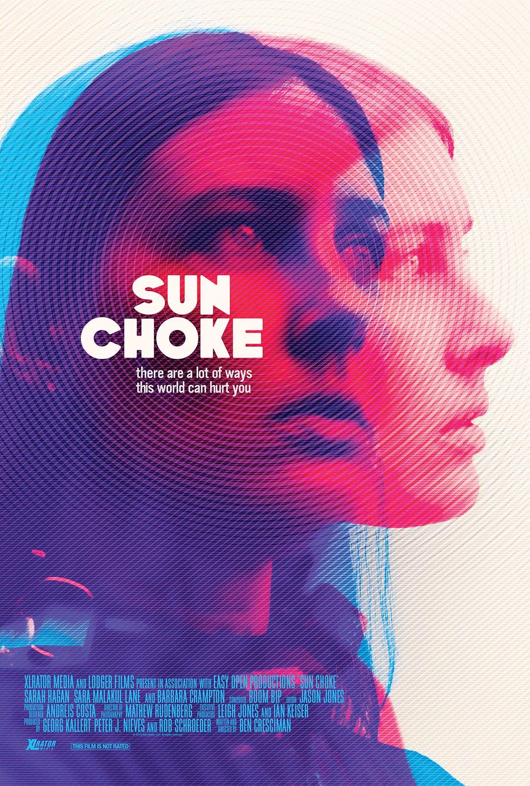 Sun Choke Poster #2