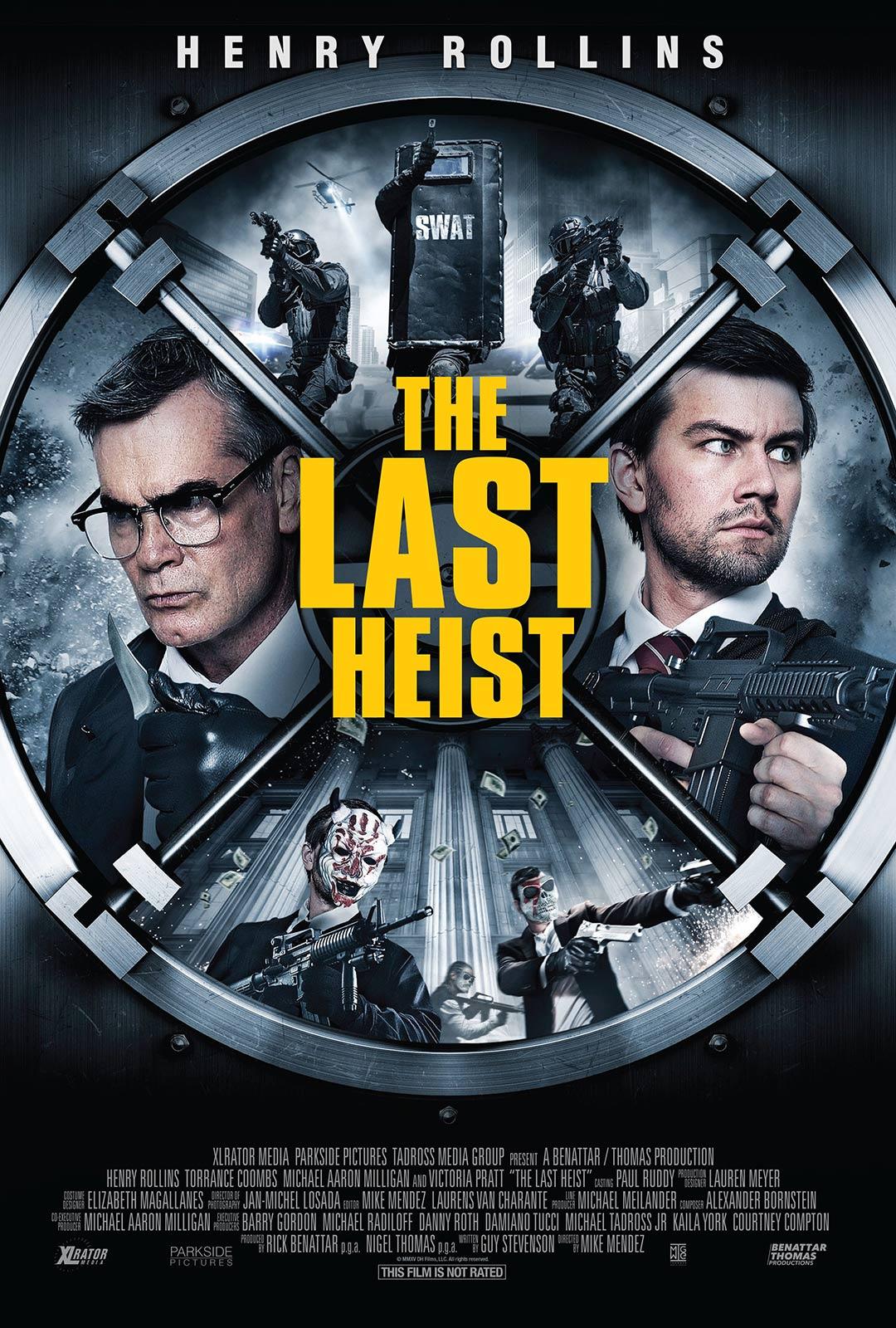 The Last Heist Poster #1