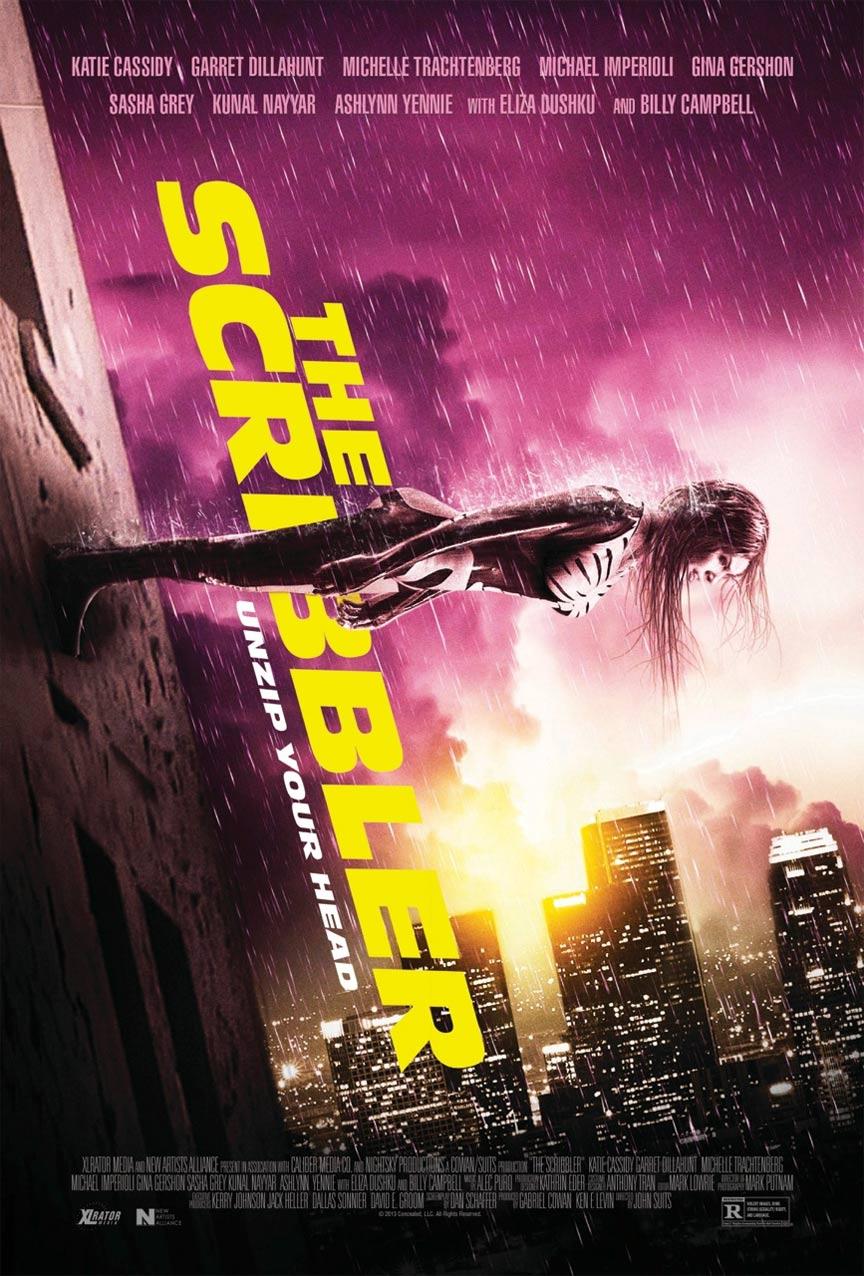 The Scribbler Poster #1