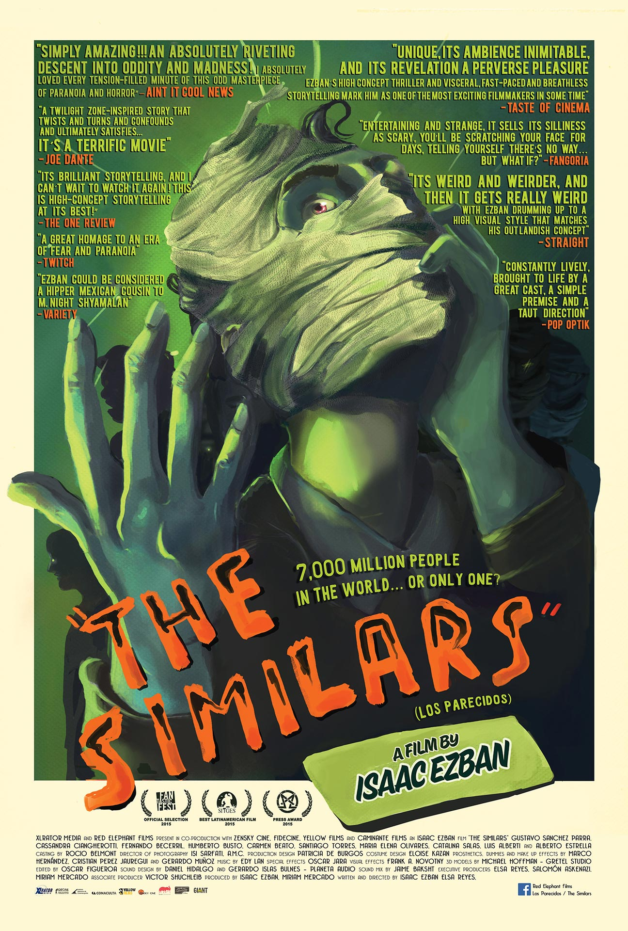 The Similars Poster #1