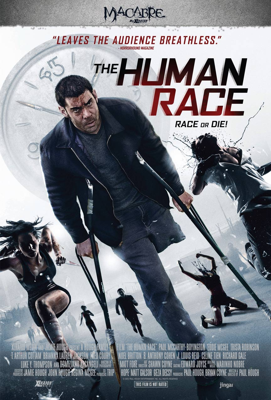 The Human Race Poster #1