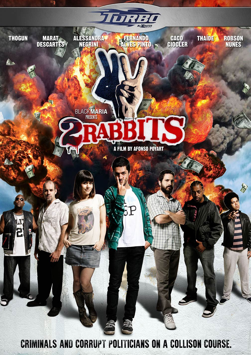 Two Rabbits Poster #2