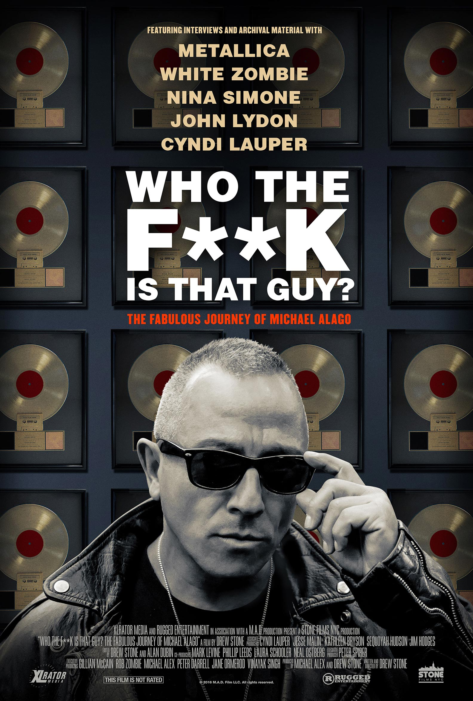 Who the F**k is That Guy? Poster #1
