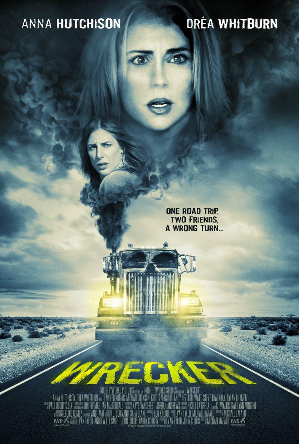 Wrecker Poster #2