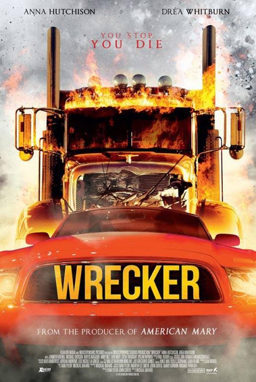 Wrecker Poster #1