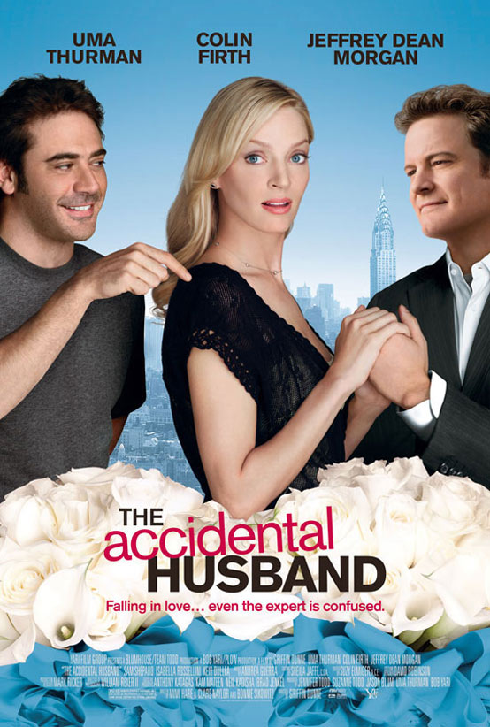 The Accidental Husband Poster #2