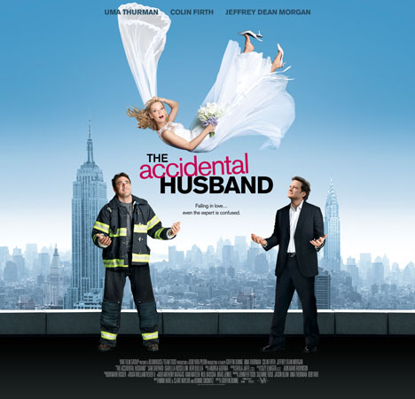 The Accidental Husband Poster #1