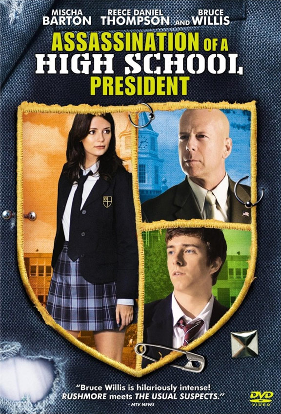 Assassination of a High School President Poster #1