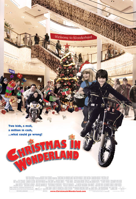 Christmas in Wonderland Poster #1
