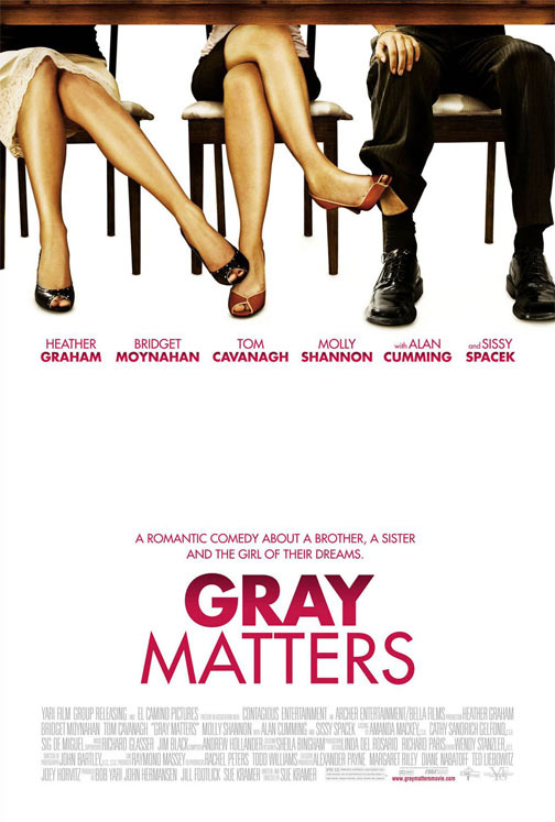 Gray Matters Poster #1
