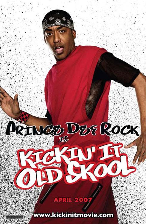 Kickin' It Old Skool Poster #2
